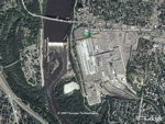Ford Plant in Google Earth