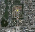 Dig a Hole through Google Earth