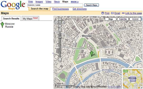 Google Map Of Russia.New Google Maps Russia Turkey Taiwan Thailand Croatia Slovenia