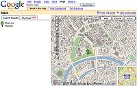 More Street Maps for More Countries in Google Maps