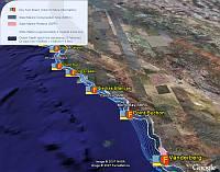 California Marine Protected Areas in Google Earth
