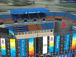 DigitalGlobe, AEgis, NBC Olympics in Google Earth