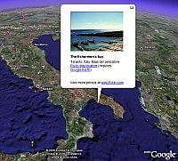 Flickr Photos in Google Earth