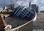Capsized Cruise Ship in Korea