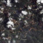 Imagery from the landslides in Brazil
