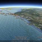 Tracking the Rolex Sydney Hobart Yacht Race in Google Earth