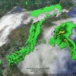 Tracking Winter Storm Nemo with Google Earth