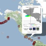 Predicting volcanic ash with Google Earth