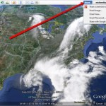 Sharing your favorite locations in Google Earth