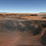 Exploring Monument Valley in Google Earth