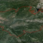 Tracking the Rim Fire in Google Earth