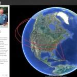 Using Google Earth to honor Veterans