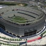 Exploring MetLife Stadium, home of the Super Bowl, in Google Earth