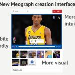 Meograph redesigns their application with a fresh new look