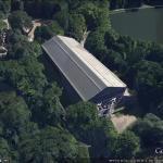 Exploring airship hangars in Google Earth