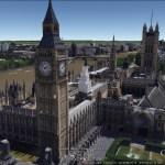 London goes 3D