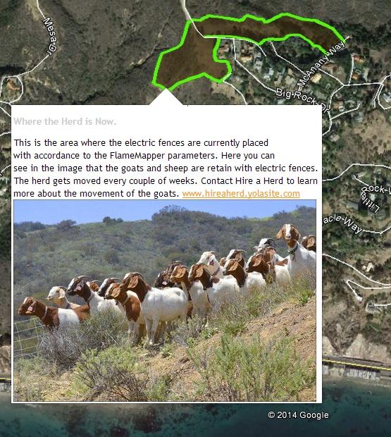 Goat Mapper