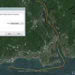 Planning your cruise with Google Earth