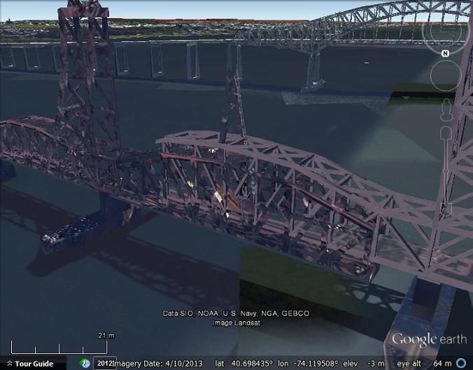 Bridge overlap