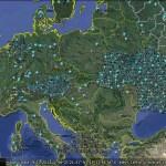 Google Earth Pro: regionation