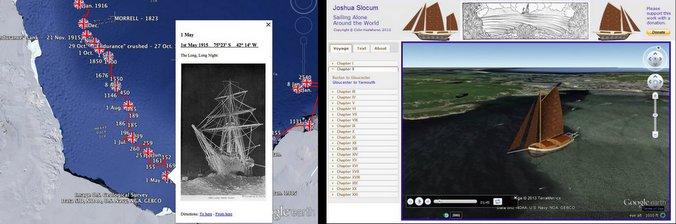 Shackleton and Slocum