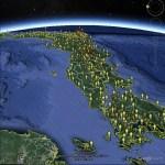 Geocoding with Google Earth Pro Import