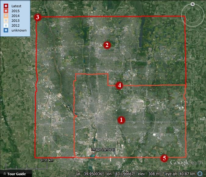 KML Polygon merger - Google Earth Blog