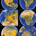 Satellite imagery updates for 2015