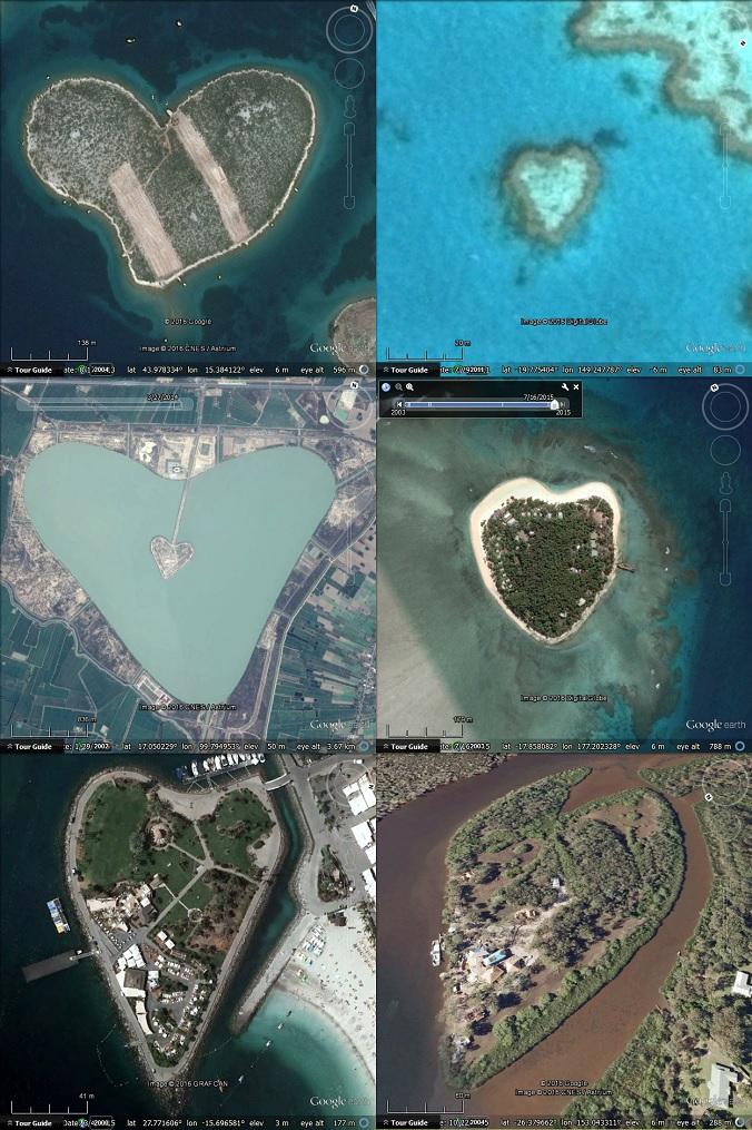 Google Earth Map Of Spain.Celebrate Valentine S Day With Google Earth Google Earth Blog