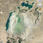 Animating the Aral Sea