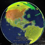 Animating Landsat imagery in Google Earth