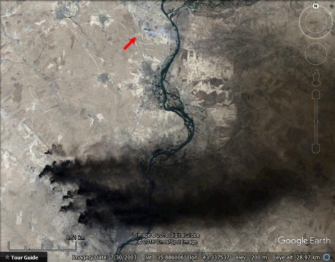 Iraq   My Google Map Blog
