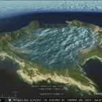 Google Earth sinks an island