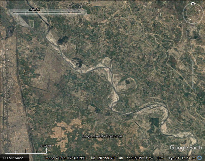 New Google Earth Historical Imagery