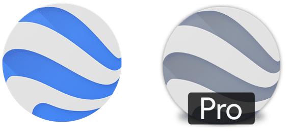 File associations and a Google Earth / Google Earth Pro dual