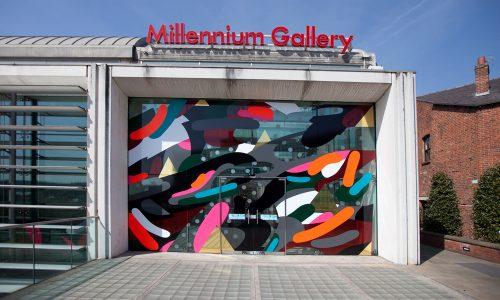 the Millennium Galleries