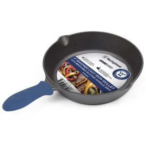Westinghouse WFS800 Series Seasoned Cast Iron 8-Inches Skillet