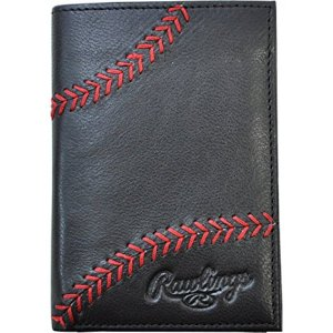 Rawlings Baseball Stitch Front Pocket W/ Magnetic Clip