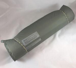 "USED USGI Military Surplus Foam+Air ""Self Inflating"" Sleeping Mat Pad 73"" Gray"