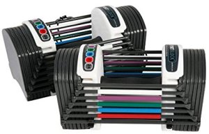 PowerBlock Sport 24 Pound Dumbbell Set