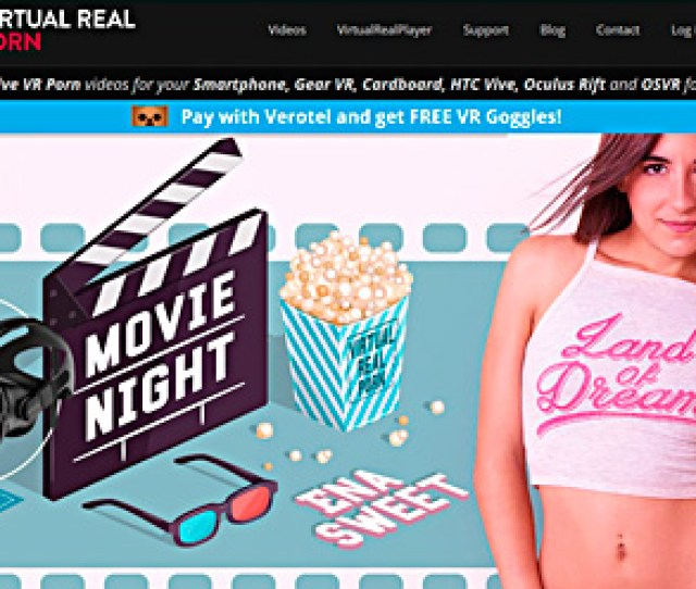 Largest Best Movie Library Virtual Real Porn