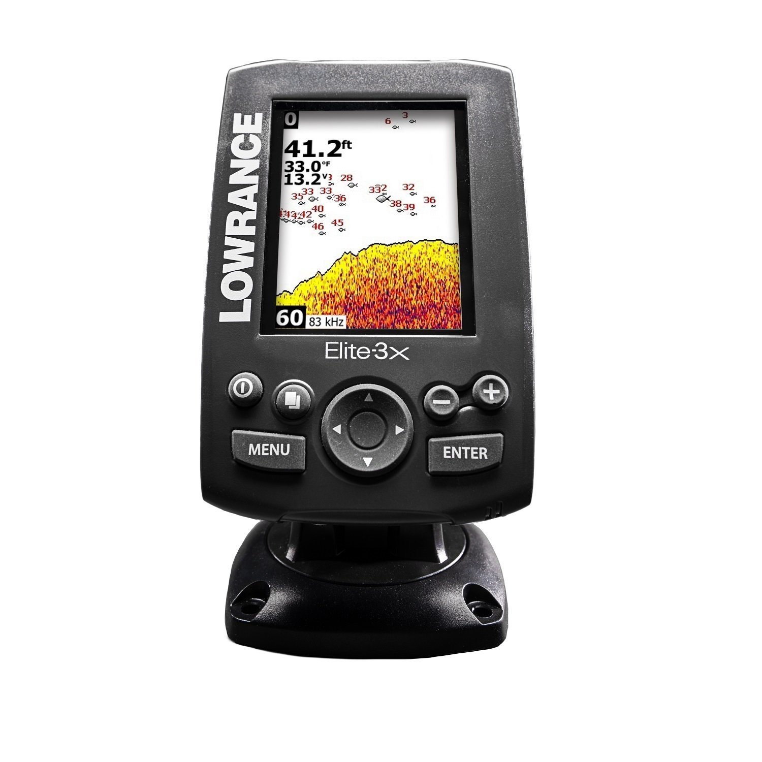 Lowrance Fish Finder Elite3X Reviewed in 2019