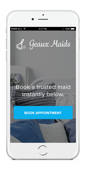 Online bookings are onehundred percent mobile friendly