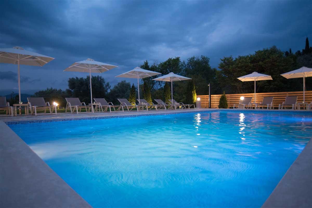 Gea Villas Lefkada Swimming Pool
