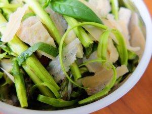 doğurganlık arttırmak için salata