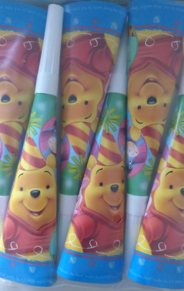 Winnie the Pooh toeters