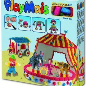 PlayMais Circus Box