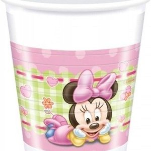 Minnie Mouse Baby Bekers