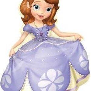 Disney Prinsesje Sofia Folieballon
