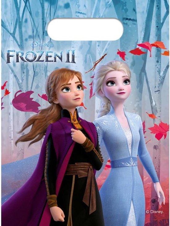 Frozen II Uitdeelzakjes